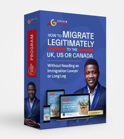 Immigration Masterclass Bundle 1
