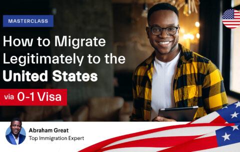 How to migrate to the USA via 01 visa